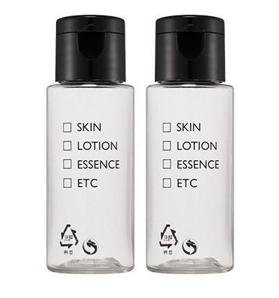 Skin Lotion Bottle 30ml (2p)