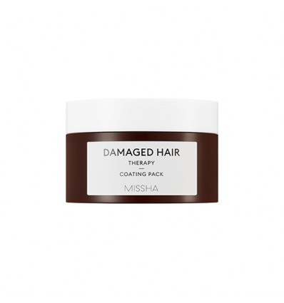 Damaged Hair Therapy Coating Pack 200ml