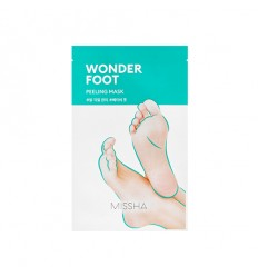 MISSHA,Wonder Foot peeling Mask