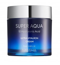 MISSHA,Super Aqua Ultra Hyalron Cream, 70ml