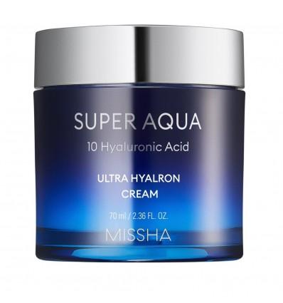 Super Aqua Ultra Hyalron Cream, 70ml