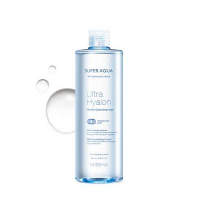Super Aqua Ultra Hyalon Micheller Cleansing Water 500ml