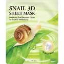 MISSHA, Healing Snail 3D Sheet Mask