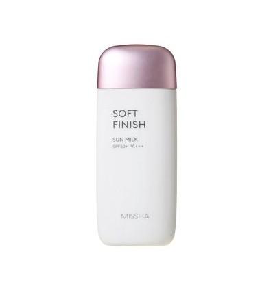 All Around Safe Block Soft Finish Sun Milk 70ml