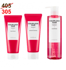 MISSHA, Color Lock hair Therapy Set