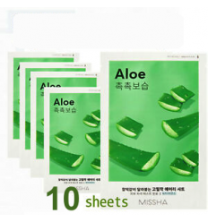 Aloe mask 10pcs
