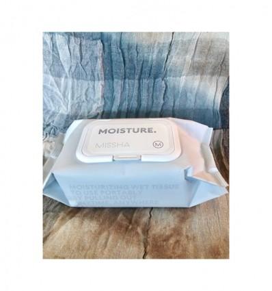 Moisture Wet Tissue 80 pcs