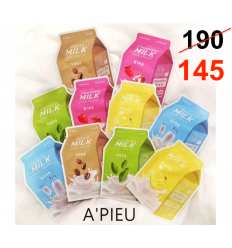 A'PIEU Milk One Pack Set de 10pcs