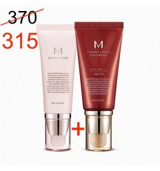 M Perfect Cover BB Cream +M BB Boomer