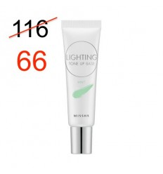 MISSHA, Lighting Tone Up Base SPF 30