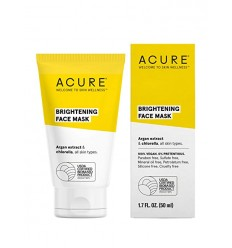 ACURE, Brightening Face Mask 50ml
