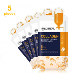 MEDIHEAL COLLAGEN ESSENTIAL LIFTING & FIRMING MASK 5pcs