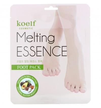 KOELF COSMETIC, Melting essence foot pack