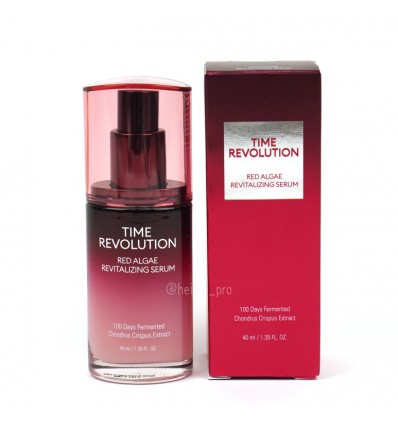 MISSHA,Time Revolution Red Algae Revitalizing Serum 40ml