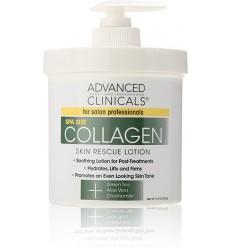 Advanced Clinicals spa size collagen 454g