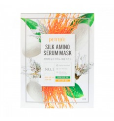 Petitfee, Silk Amino Serum mask