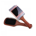Wooden Cushion Hair Brush (Medium)