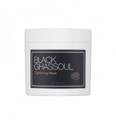 Black Ghassoul Tightening Mask 95g